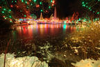 Dancing Lights at Livingstone Lake